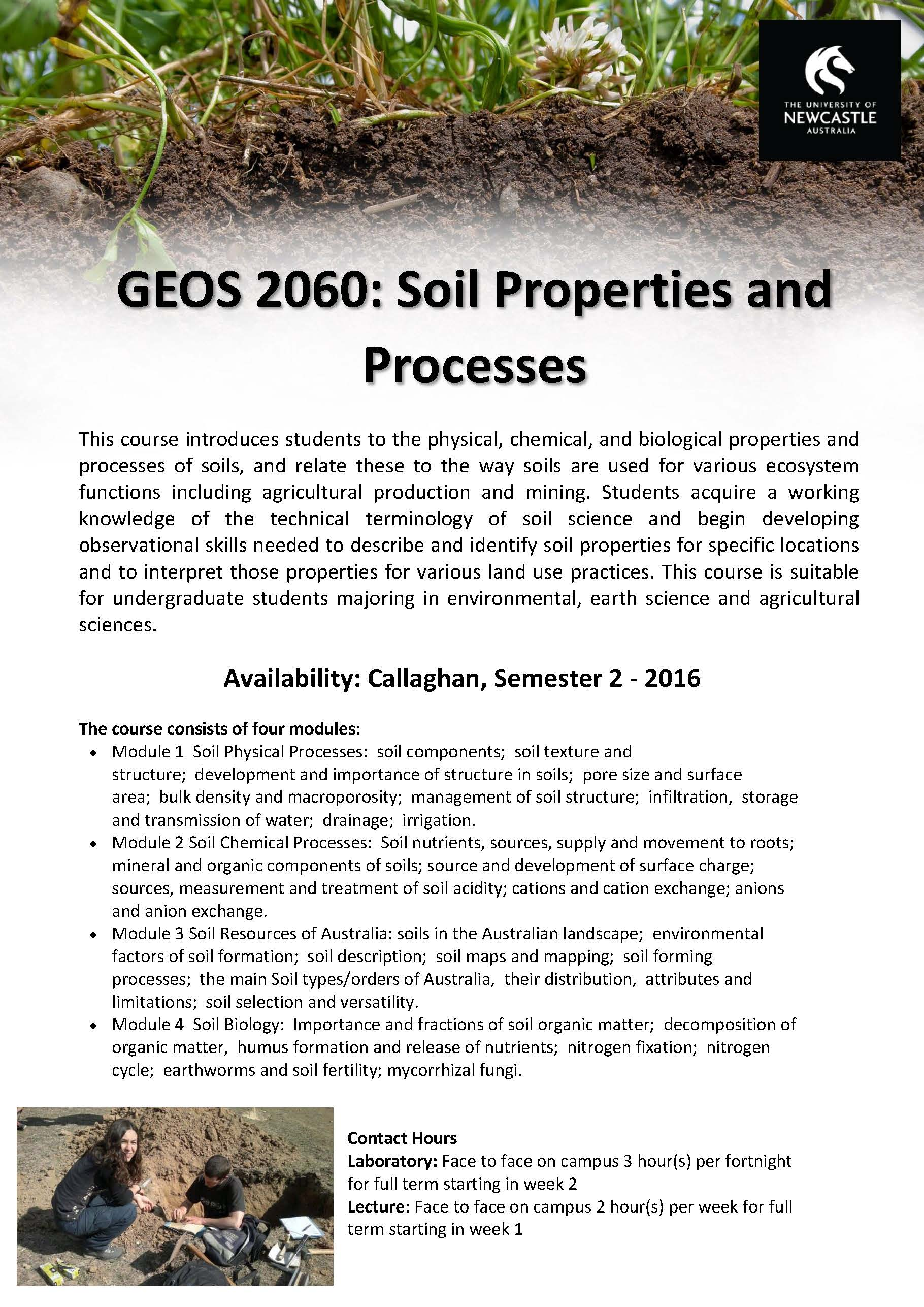 GEOS 2060 poster