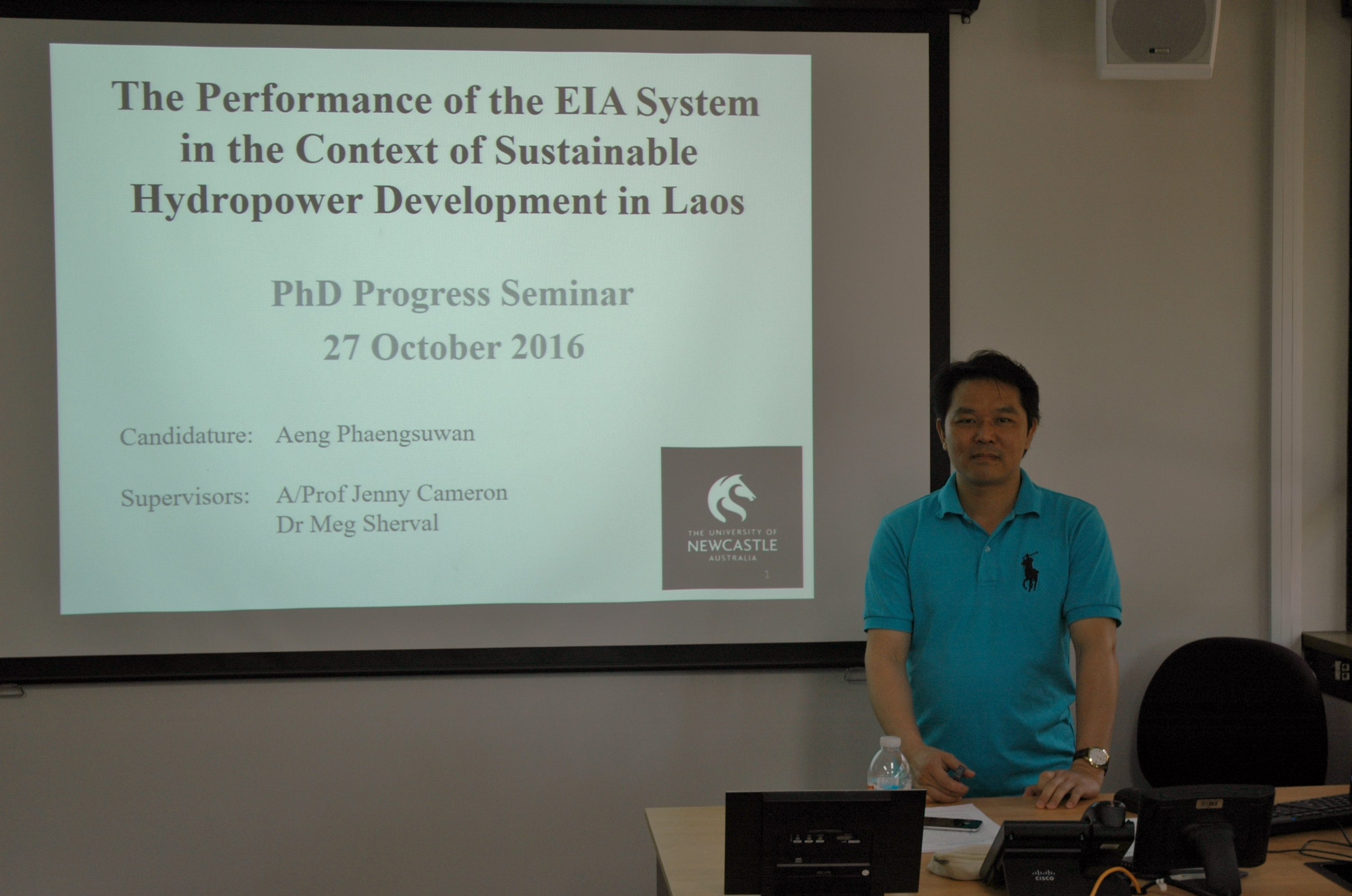 Sustainable Development for Whom? EIA Practice in Laos